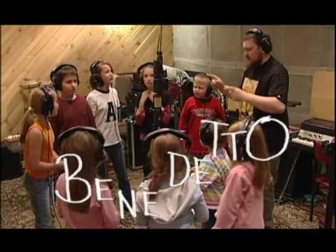 Dzieci z Brodą – Benedetto
