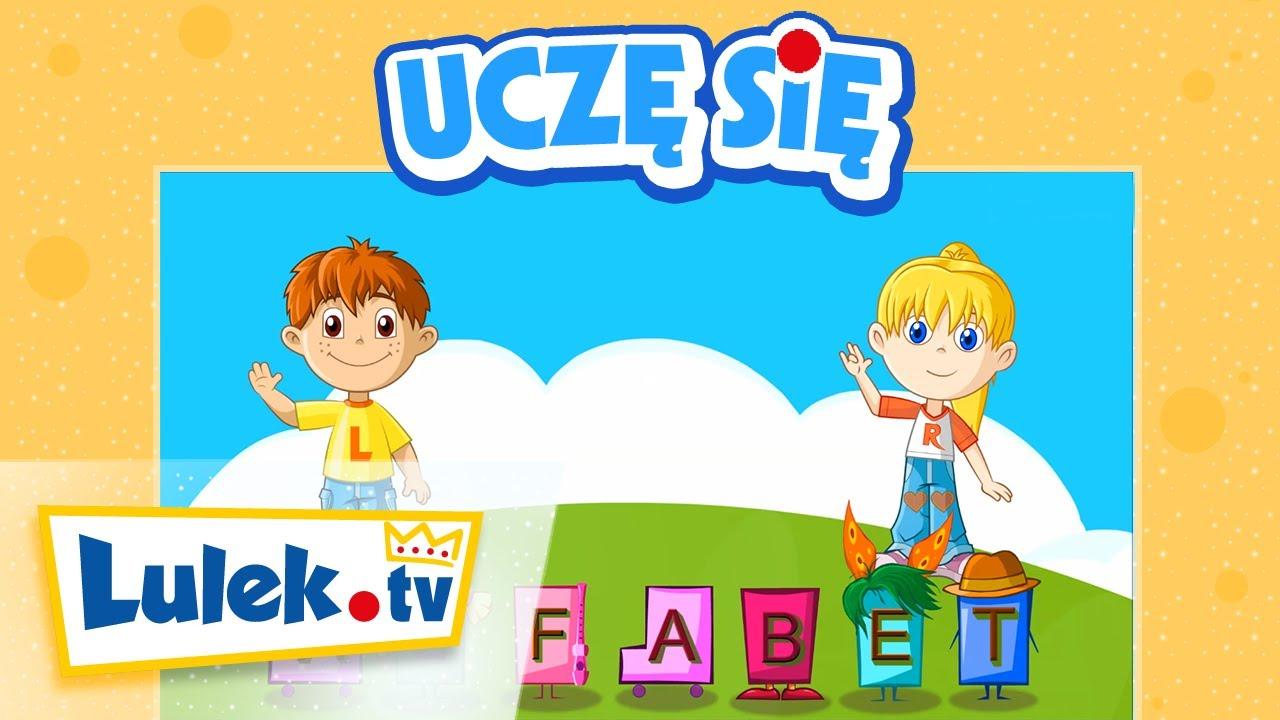 Alfabet dla dzieci – Film edukacyjny dla najmłodszych