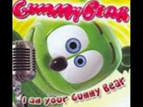 Gummy Bear – I love you!