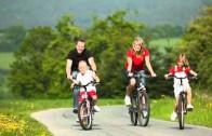 Jadą rowery kręcą się koła
