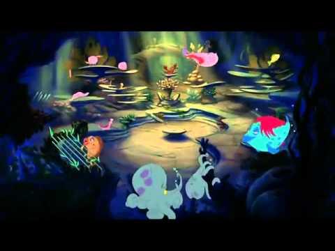 Mała Syrenka – Na morza dnie