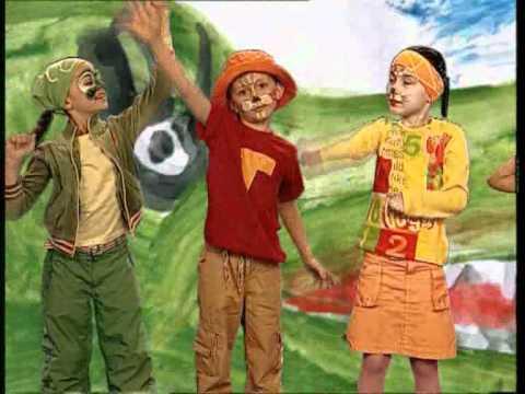Taniec Dla Dzieci – Mini Mini – Schnappi