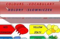 Learning English.Basics.Nauka języka angielskiego.Podstawy.-Lesson 3:COLOURS. What colour is it?