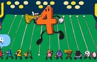 Fun Numbers Chant   1~10   Preschool   ELF Learning