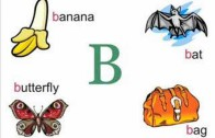 Angielski alfabet A – E