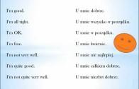 Angielski z nami. Lekcja #3 – podstawowe zwroty, słownictwo tematyczne / English lesson- vocabulary