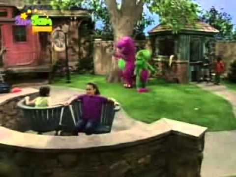 14 Barney i przyjaciele – Stop Go
