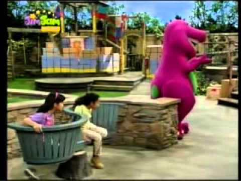 05 Barney i przyjaciele – Bunches of boxes