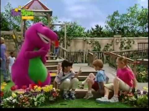 01 Barney i przyjaciele – A parade of bikes