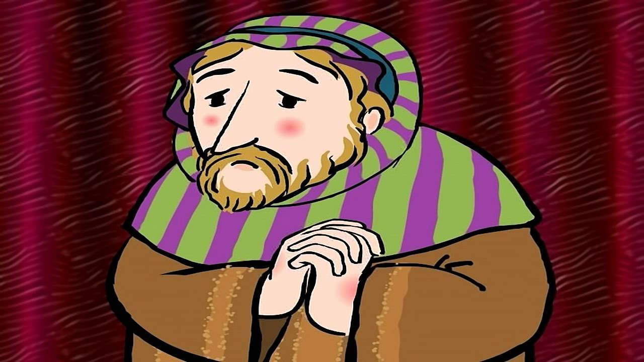 Faryzeusz i celnik – Piosenka z bajki Domek na Skale