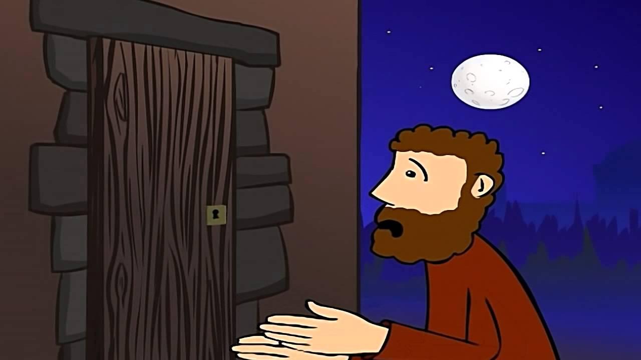 Natrętny przyjaciel – Piosenka z bajki Domek na Skale