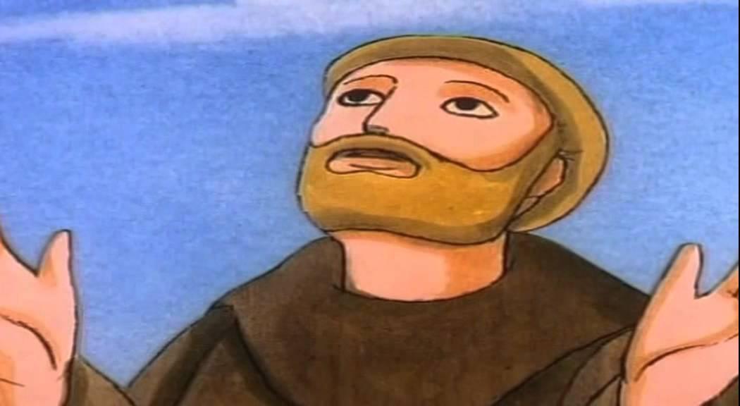 Święty Franciszek i Ptaki