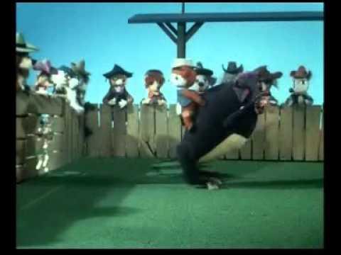 Miś Coralgol – Miś szeryfem – odc 14