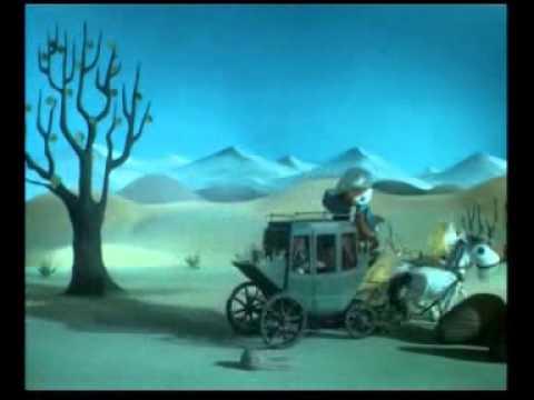 Miś Coralgol – Miś na Dzikim Zachodzie – odc 11