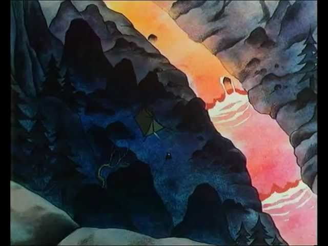 Muminki – Kometa nad Doliną Muminków PL Caly Film