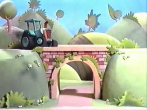 Bob Budowniczy Odcinek 21 Traktor i serwis do herbaty