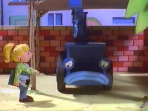 Bob Budowniczy Odcinek 19 Dźwig śpieszy na ratunek