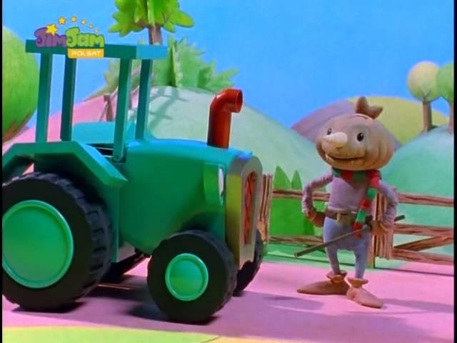 Bob Budowniczy Odcinek 9 Wyścig Traktora i Koparki