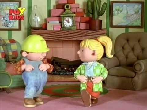 Bob Budowniczy Odcinek 8 Kowboj Bob