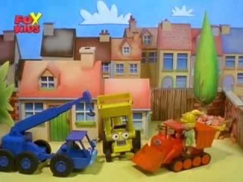Bob Budowniczy Odcinek 6 Pracowity dzień Marty