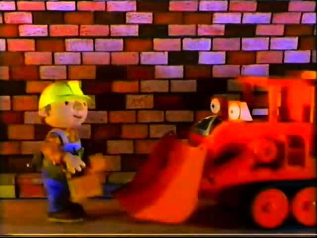 Bob Budowniczy Odcinek 5 Przygoda Spychacza