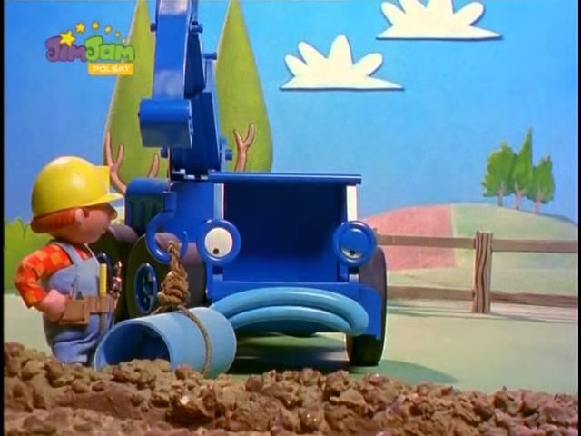 Bob Budowniczy Odcinek 4 Kicia w tarapatach