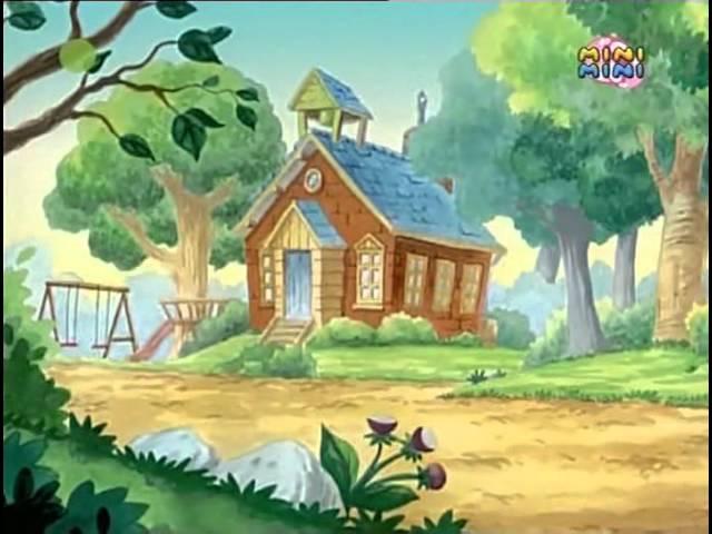 Witaj Franklin Odcinek 24 – Ogródek Franklina, Franklin ucieka z domu