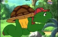 Witaj Franklin Odcinek 10 – Franklin i dobra wróżka, Franklin i czerwona hulajnoga