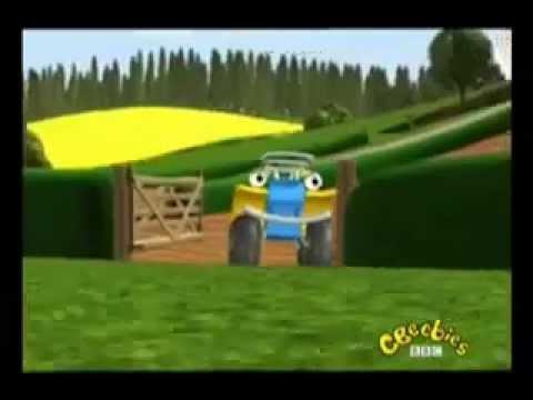 11 Traktor Tom – Zadanie Dla Maluszka