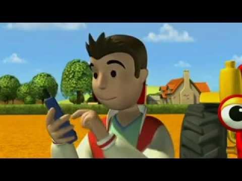 01 Traktor Tom – Telefon