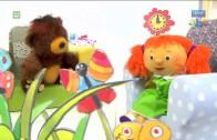 Miś i Margolcia – Mydło lubi zabawę