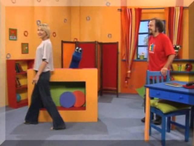 Jedyneczka – Zabawa w chodzenie