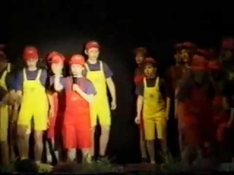 Zespół Gong – Pałka Zapałka