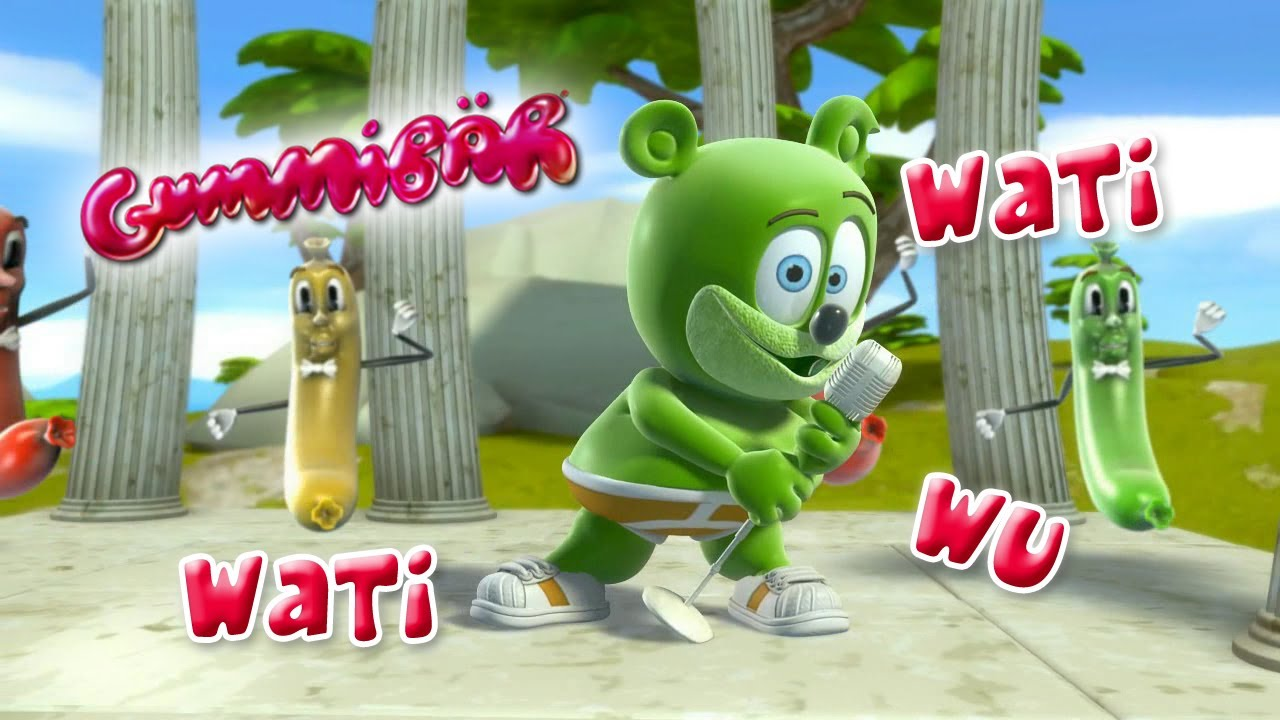 Wati Wati Wu – The Gummy Bear