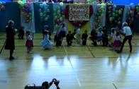 """Taniec do muzyki z filmu """"Grease"""" – tańczą Młodszaki gr.I"""