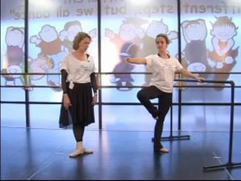 Taniec Dla Dzieci – Podstawowe Kroki Baletu
