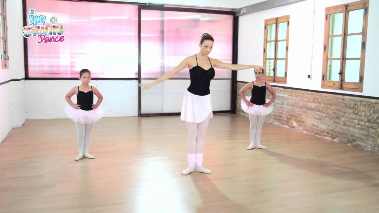 Taniec Dla Dzieci – BALLET PASO A PASO