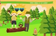 Kubuś – Wakacje – bajka dla dziecka