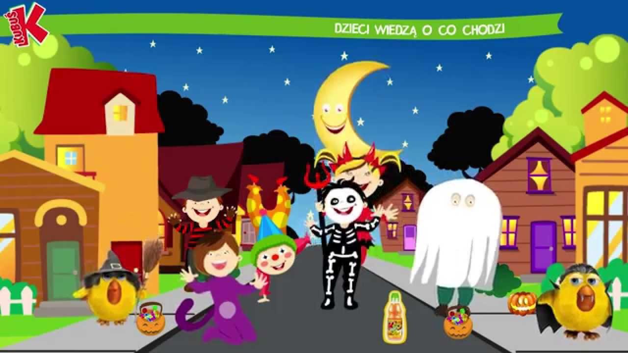Kubuś – Halloween – Bajka dla dzieci