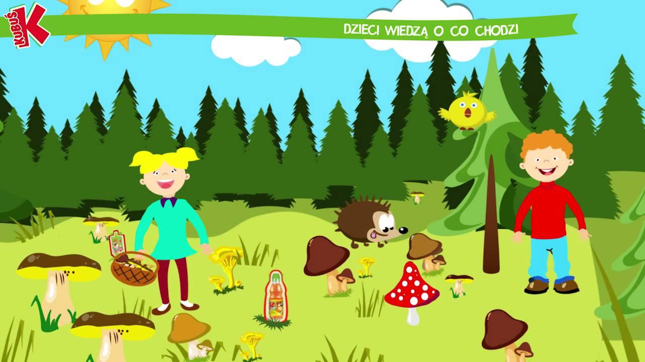 Kubuś – Jesień – Bajki dla dzieci