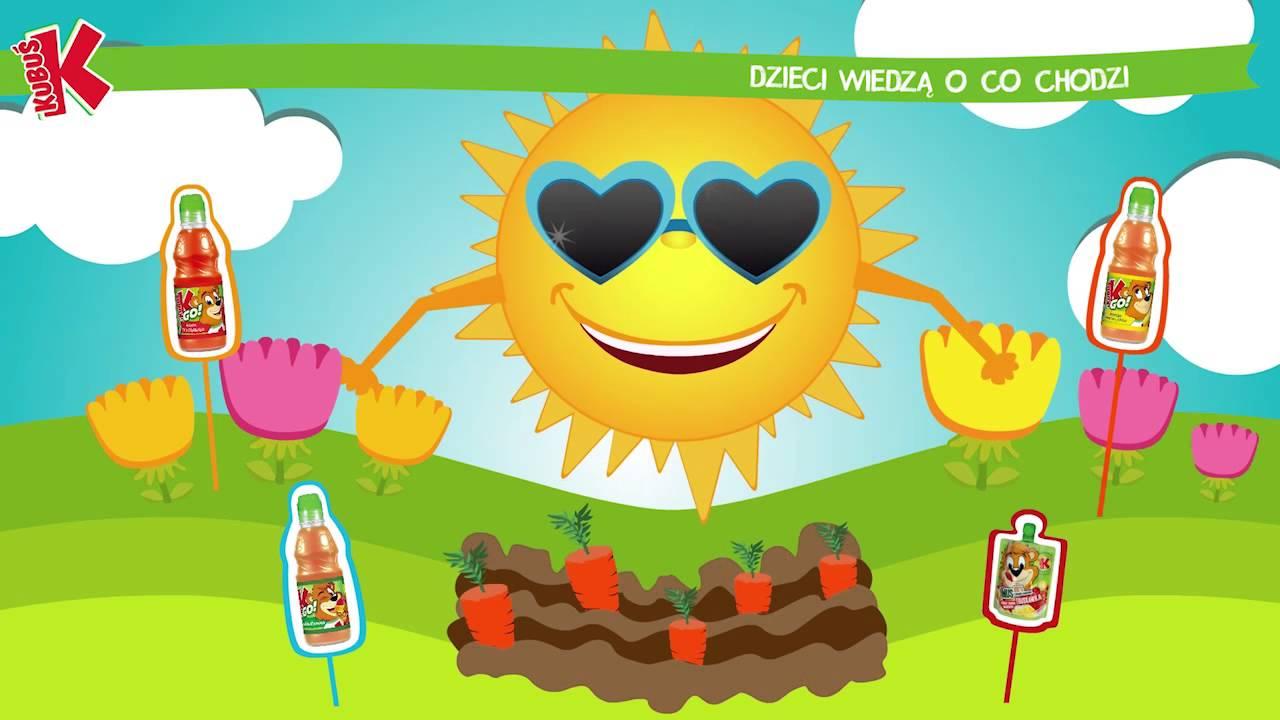 Kubuś – Słońce – bajka dla dzieci