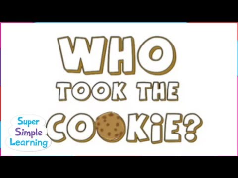 Who Took the Cookie? – Teaching Tips