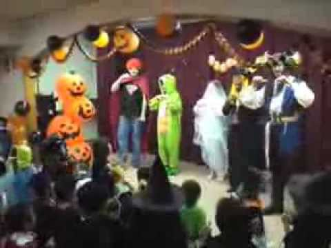 Knock Knock, Trick or Treat? – Halloween Song