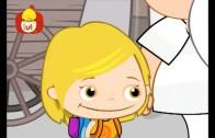 Kolory tęczy : Brązowy, dla dzieci