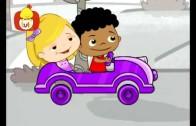 Kolory tęczy : Purpurowy, dla dzieci