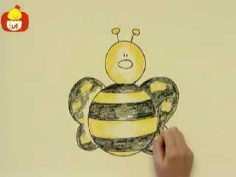 Kręgi – Pszczoła, dla dzieci