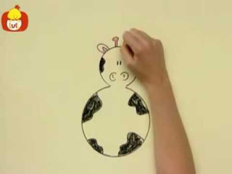Kręgi – Krowa, dla dzieci