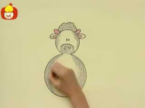 Kręgi – Owca, dla dzieci