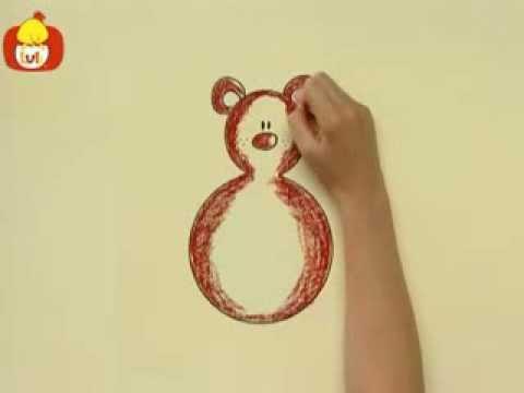 Kręgi – Niedźwiedź, dla dzieci