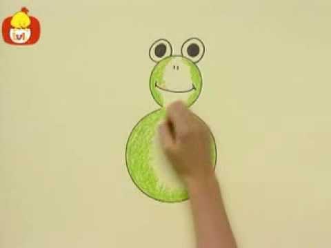 Kręgi – Żaba, dla dzieci